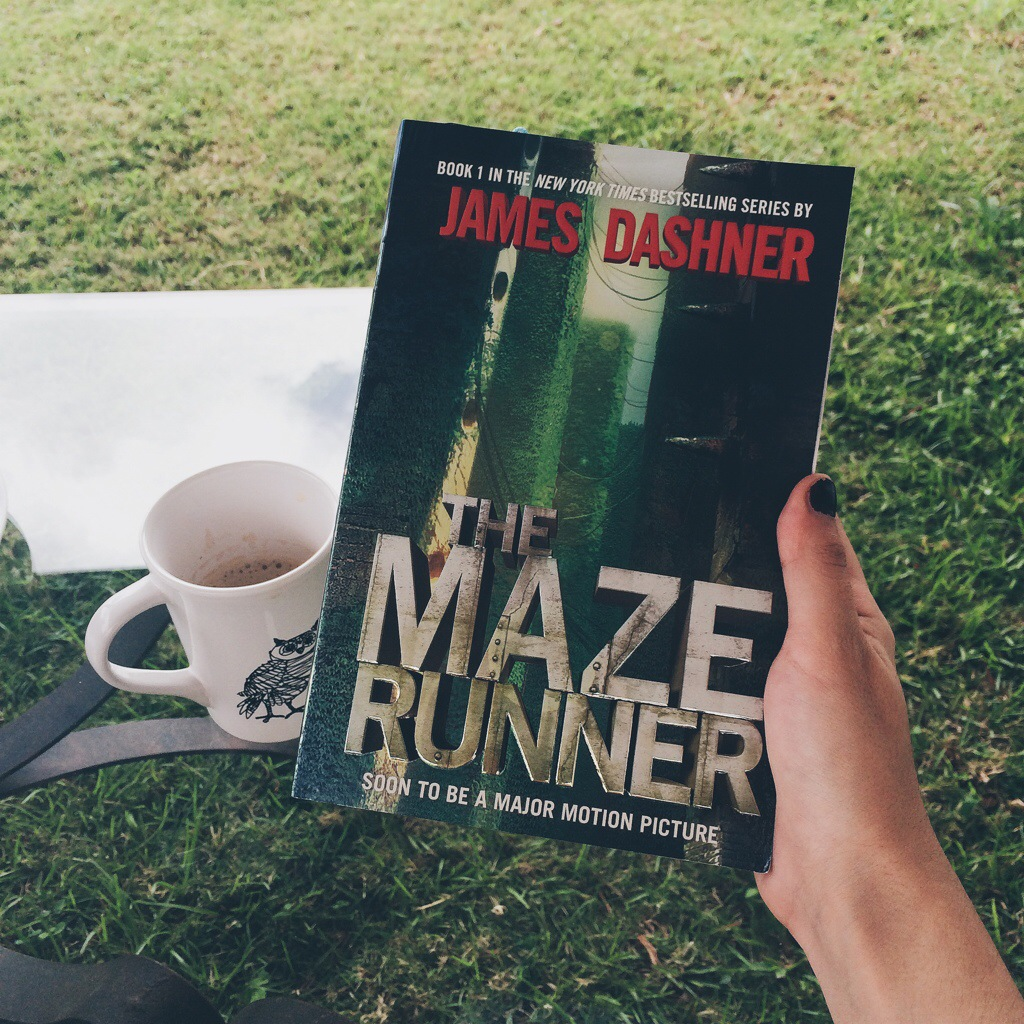 the maze runner book report essay The first three books, the maze runner, the scorch trials, and the death cure are all now major motion pictures featuring the star of mtv's teen book one in the blockbuster maze runner series that spawned a movie franchise and ushered in a worldwide phenomenon and don't miss the fever.