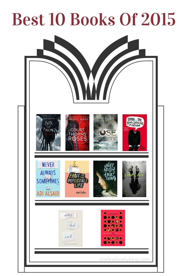 Best Books Of 2015-2