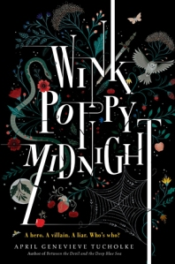 With this book I discovered a new author. I fell in love with April's writing. I couldn't stop reading this book and I ran to read all of her books and she's a new favorite.